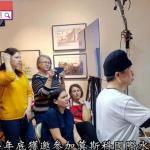 【總編輯會客室】 藝術追夢人生 黑手到畫家  台灣水彩畫家劉木林