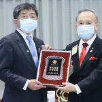 台灣扶輪百萬防疫物資捐贈衣索比亞 暖心「手」護 贈五大醫院護手組