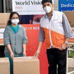 疫情衝擊下,台灣45,000名兒童及脆弱家庭生計受到嚴重衝擊!