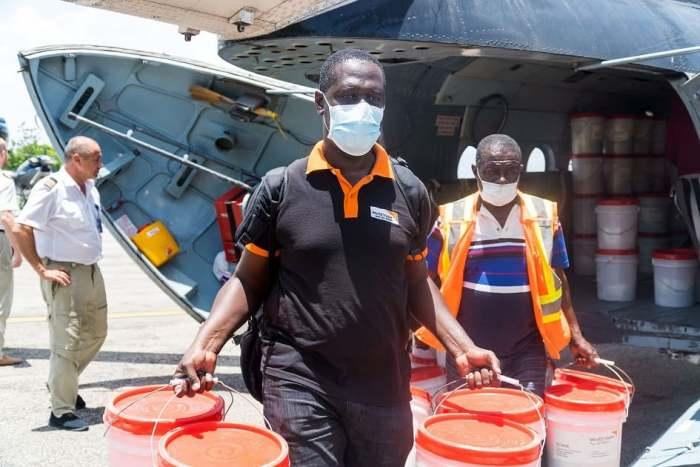 海地強震滿月 展望會已提供2萬3千人物資